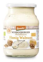 Winterjoghurt Honig Walnuss