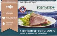 Thunfisch Bonito naturell