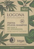 Festes Pflege Shampoo Bio-Hanf & Bio-Brennnessel