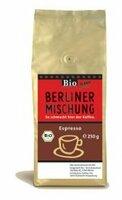 Berliner Mischung Espresso, gemahlen