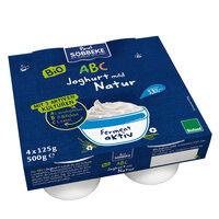 Bio ABC Joghurt mild Multipack
