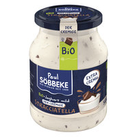 Bio Joghurt mild Stracciatella 7,5 % Fett