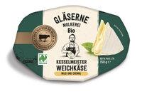 Bio-Camembert 60% Fett i.Tr.