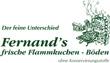 Fernands-Flammkuchen
