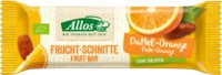 Allos Fruchtschnitte Dattel-Orange 40g