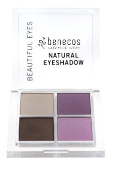 benecos Quattro Eyeshadow beautiful eyes