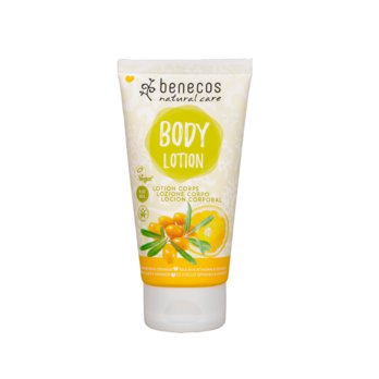 benecos Body Lotion Sanddorn & Orange