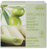 Wellness Soap BDIH Olive + Lemongras