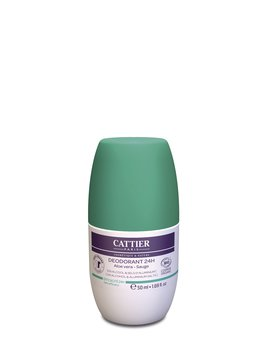 Cattier Deo 24h Roll-on