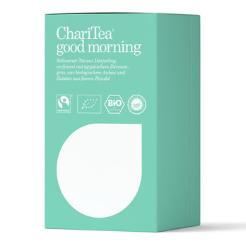ChariTea good morning Doppelkammerbeutel