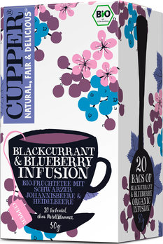 Blackcurrant & Blueberry Infusion