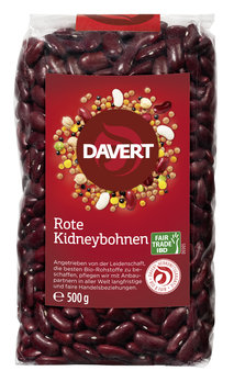 Rote Kidneybohnen Fair Trade IBD 500g