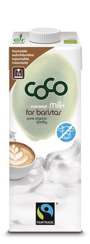 Coco Milk for Drinking for Baristas