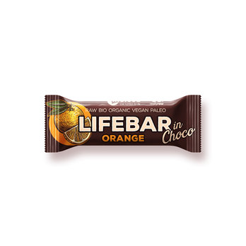 Lifebar InChoco Orange Roh Bio