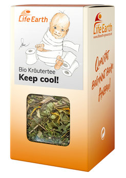 Keep cool! Bio Kräutertee