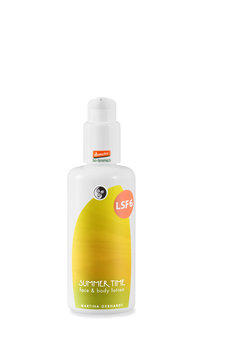 Summer Time Face & Body Lotion