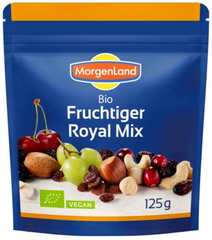 Fruchtiger Royal Mix