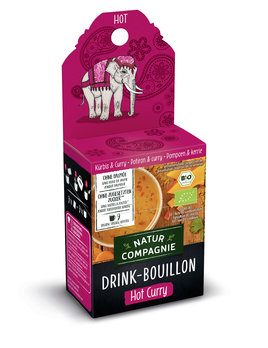 Drink Bouillon Hot Curry