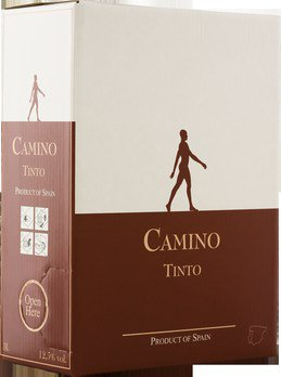 CAMINO Tinto Bag in Box 3l