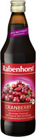 Rabenhorst Cranberry Muttersaft Bio