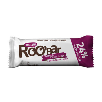 Roobar Protein Cherry and Choco Dops 40g