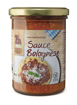 Bio Sauce Rinder-Bolognese