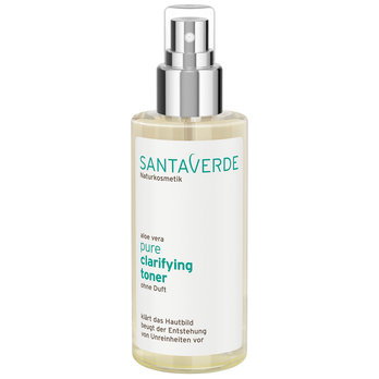 TESTER pure clarifying toner ohne Duft