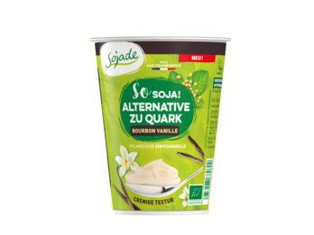 SOJADE Soja Alternative zu Quark Vanille