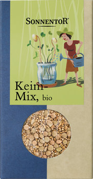 Keim-Mix, Packung
