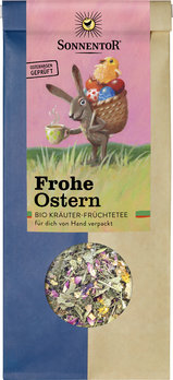 Frohe Ostern Tee lose