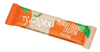 Bio Mango-Orange-Cashew - Fruchtriegel