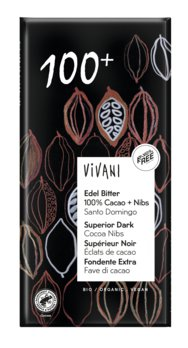 Edel Bitter 100% Cacao + Nibs